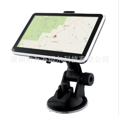 GPS导航仪,7寸高清超薄,汽车导航仪,车载导航仪,便携式导航仪
