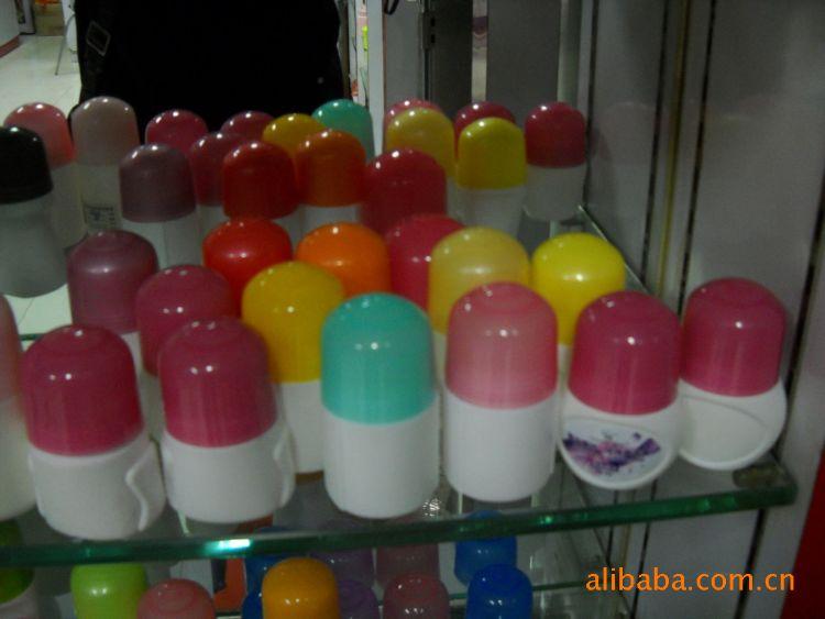 迪雅走珠瓶塑料包装瓶 化妆品塑料走珠瓶