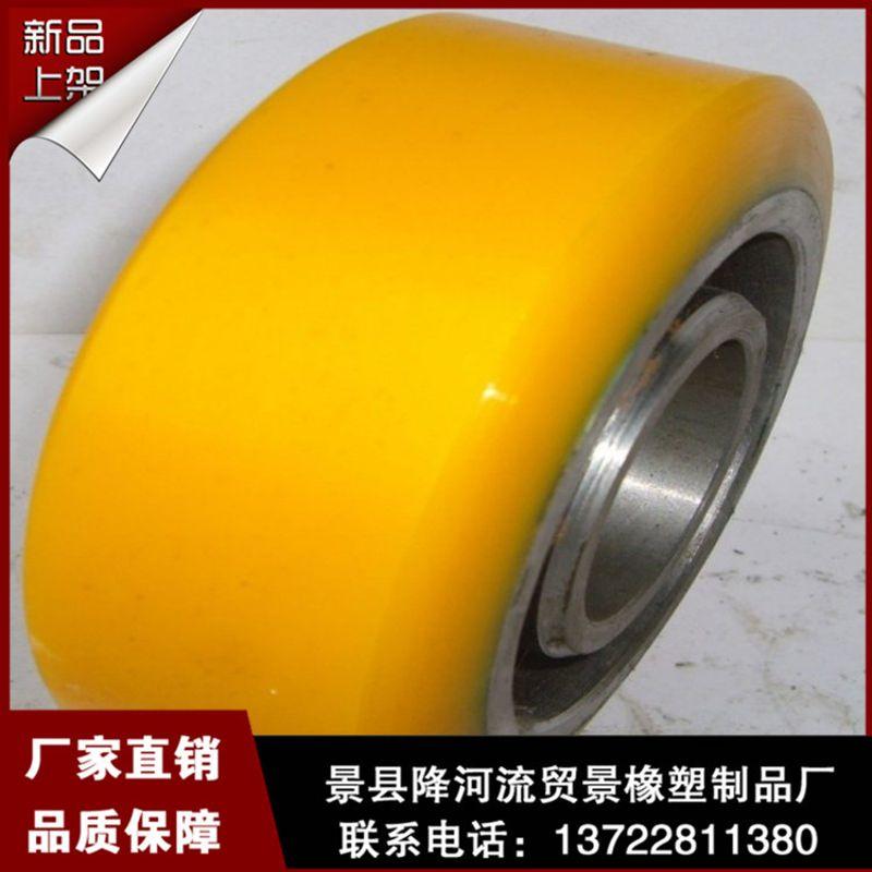 厂家专业生产定做 重型聚氨酯轮 优质材料 品质保证