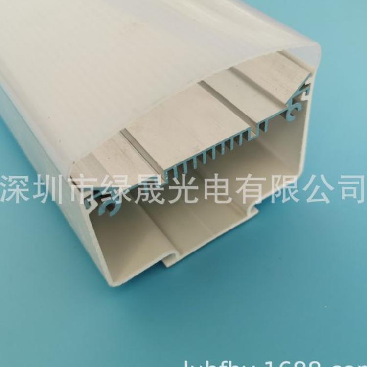厂家供应 大功率全塑LED三防灯外壳套件 私人定制