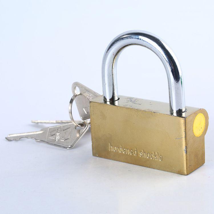 防水挂锁钛金 钛金骆驼锁 防盗钛金挂锁 包梁挂锁 厂家直销