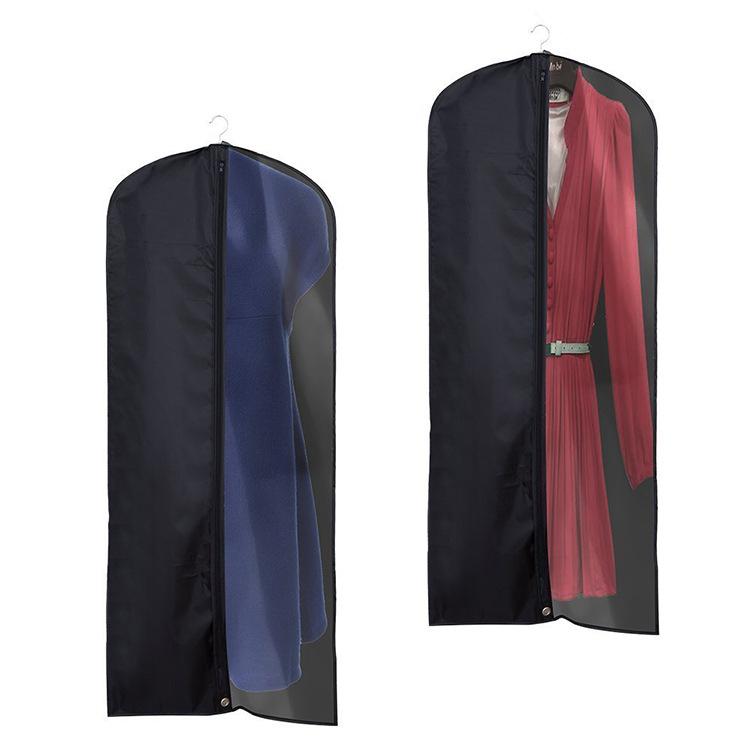 定制商务旅行西装袋 多功能防尘衣服挂袋牛津布手提西装防尘罩