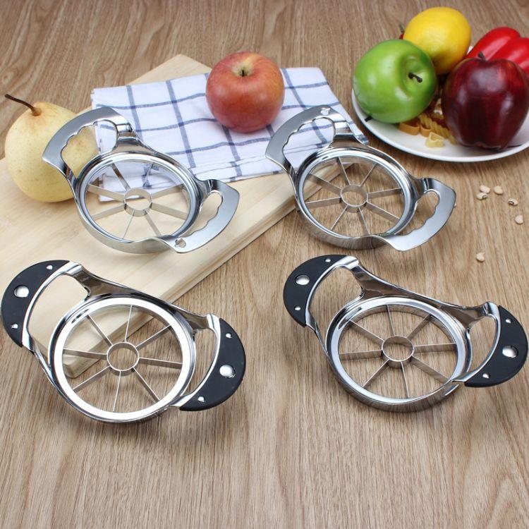 厨房工具 创意苹果切片器 外贸水果去核器 新款家居水果分割器