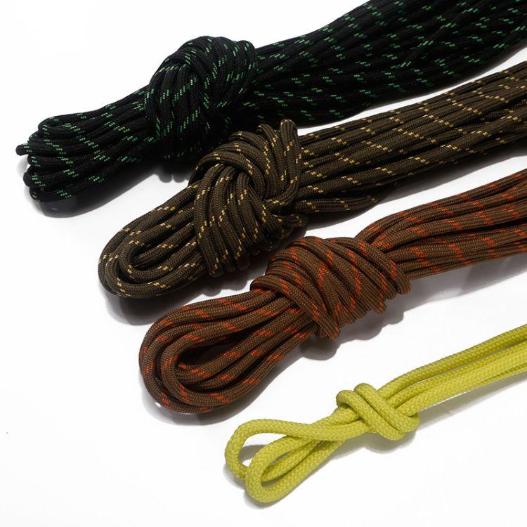 特价供应涤纶彩色鞋带 插色圆形运动鞋带 长度1米可按要求订制