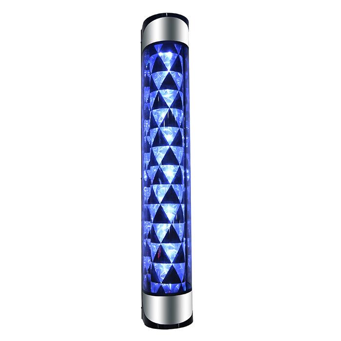 厂家供应美发标志灯 发廊转灯 LED灯饰 广告灯饰  barber pole
