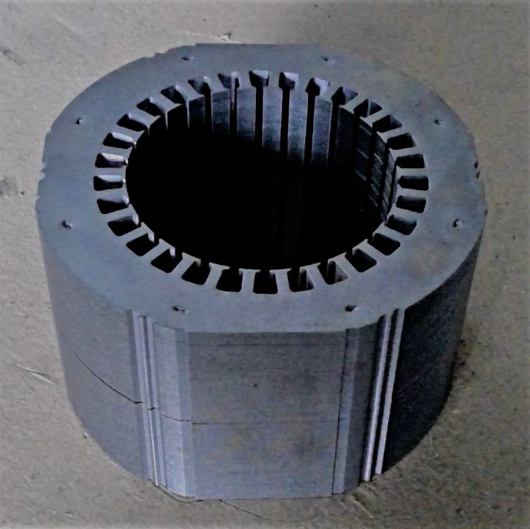 直径160 双景电机 Q195材质 200片/套 厂家直销 可定制