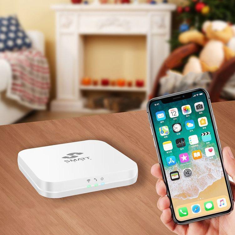 苹果手机双卡双待神器 免漫游远程副卡 IPHONE专用双享智能盒子