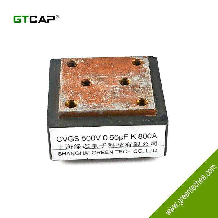 GTCAP-CVGS 雷达用高压高频紫铜云母电容器