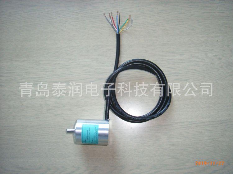 磁敏增量式编码器 磁感应-无光栅-高转速-高可靠