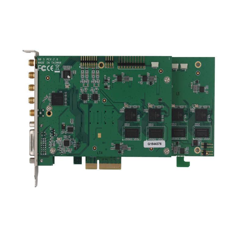 天创恒达TC5A0N6 SDI高清采集卡 6路同时输入采集1080P/60硬压缩