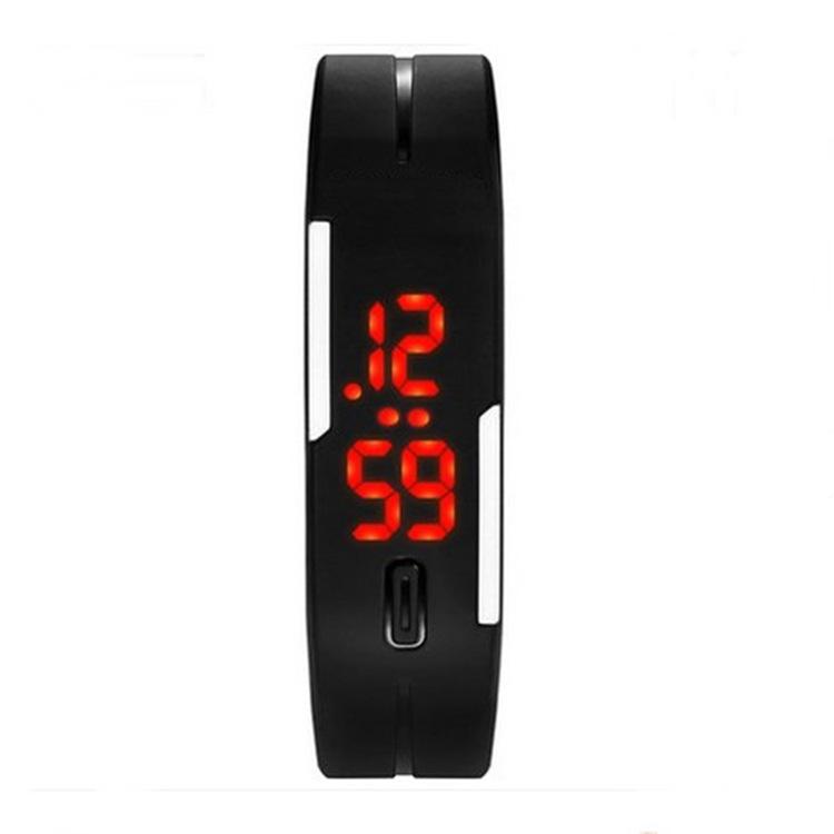 韩版led触控表学生运动电子手环手表LED手表塑胶手表led watch