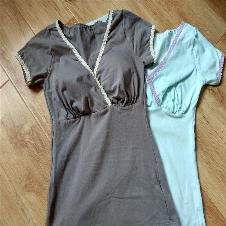厂家直销 孕妇哺乳文胸塑身内衣产后收腹上衣 无钢圈带垫吊带背心