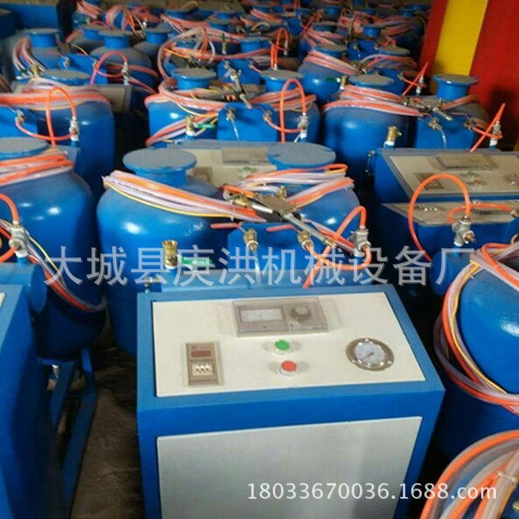 供应黑白料聚氨酯发泡机聚氨酯喷涂浇注一体机小型冷库喷涂机