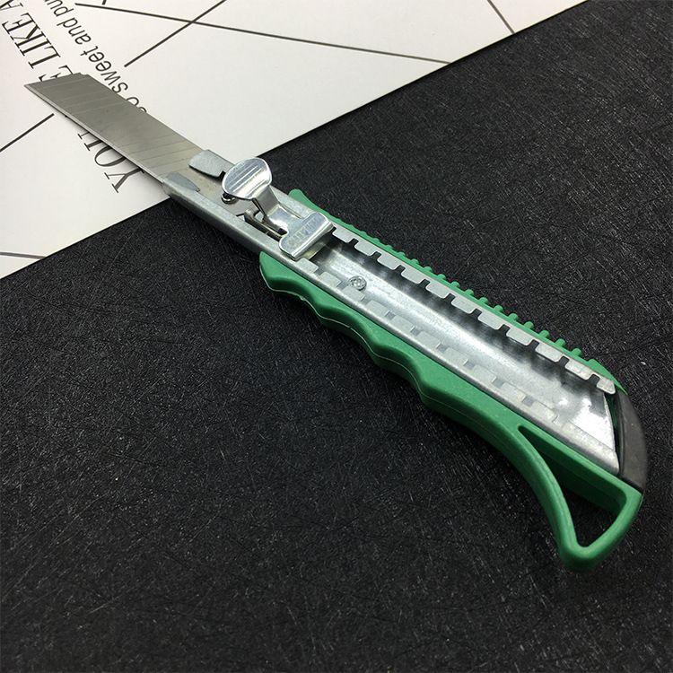 厂家直销 盛佰利美工刀 裁纸工具刀 手工学生裁剪工具 切纸壁纸刀