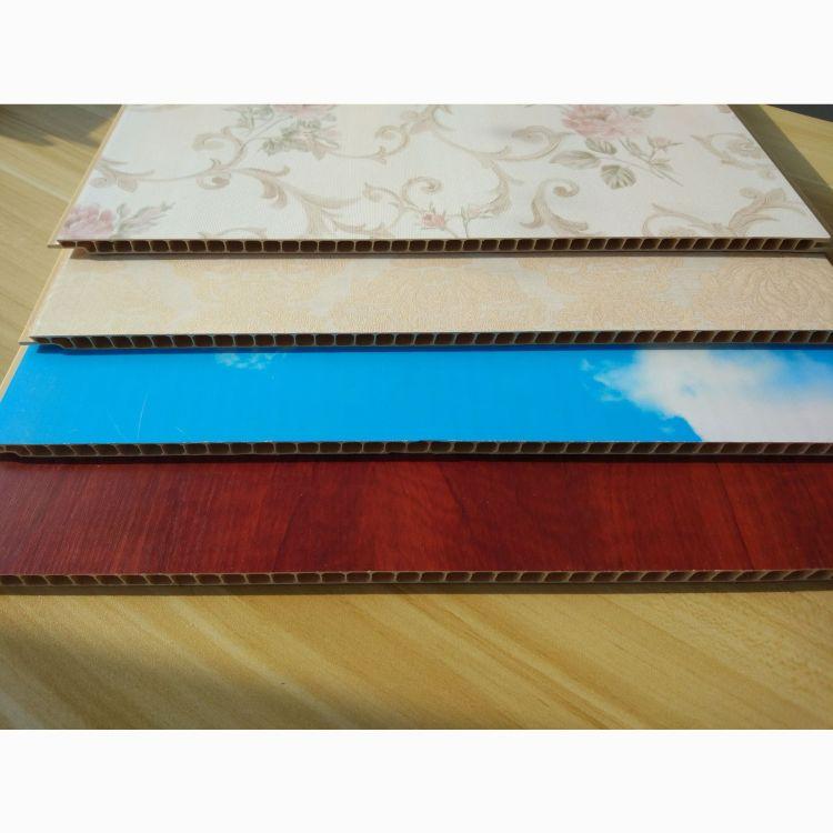 厂家直销 集成墙板 护墙板 环保防水阻燃装饰材料