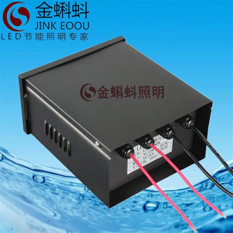 LED环形防雨变压器 水下配件 全铜防水 水下灯专用变压器 AC12/24