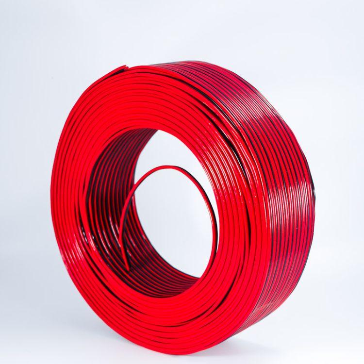 RVB红黑线 喇叭线 铜包铝  功放音箱线 音响线 200米