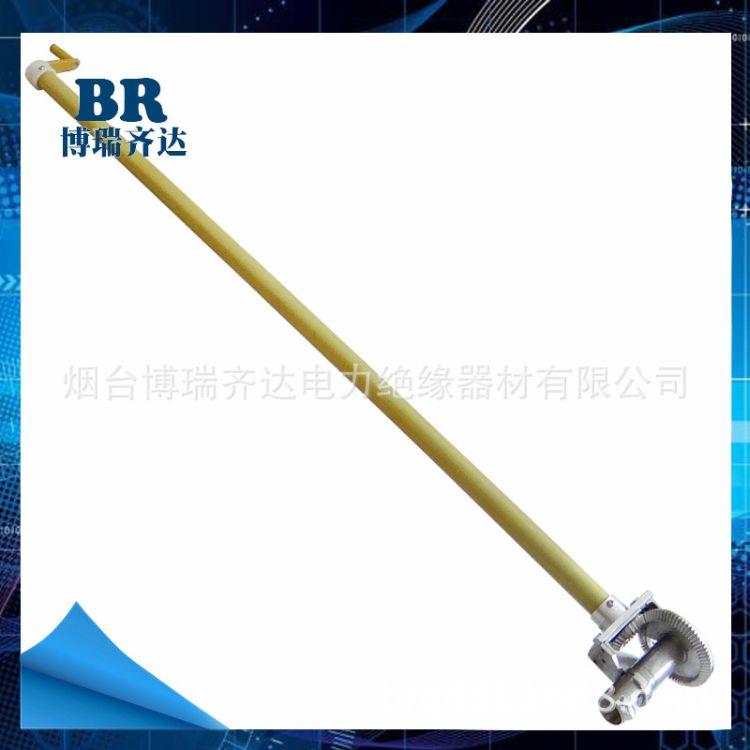 10KV绝缘绕线器 带电作业用铝合金绕线器