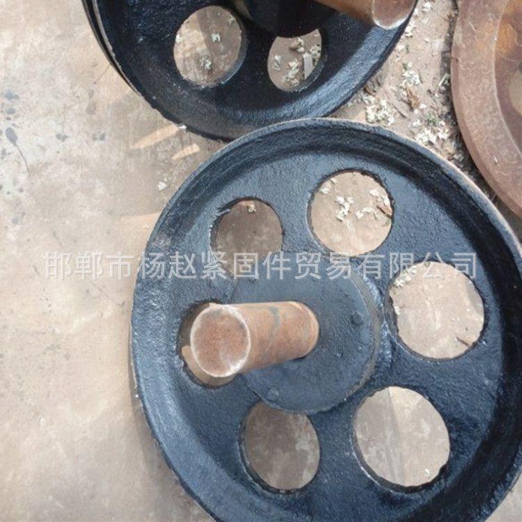大天轮 游动天轮 固定天轮 提升天轮 厂家定制加工铸钢  规格齐全