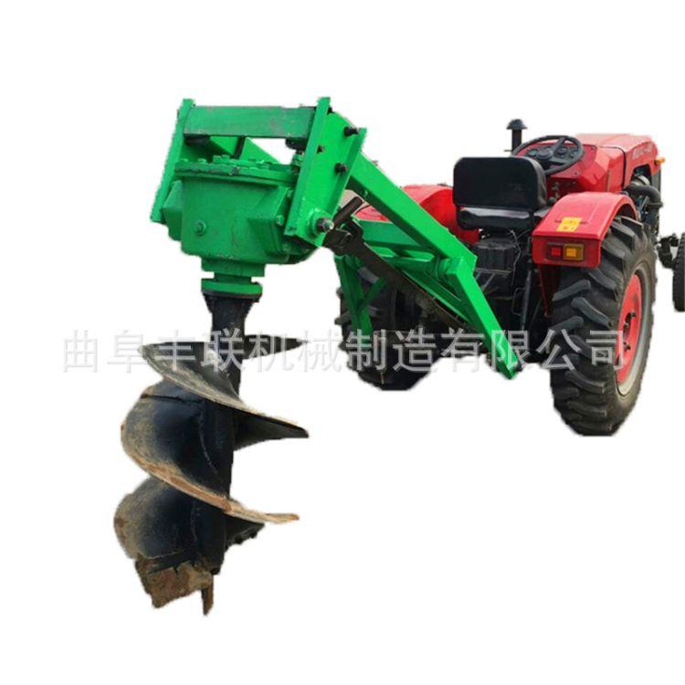 挖坑机 硬土地打孔机 种树挖坑机 植树挖坑机 开沟挖坑机