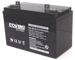 恒力蓄电池CB65-12 12V65AH全新原装三年质保