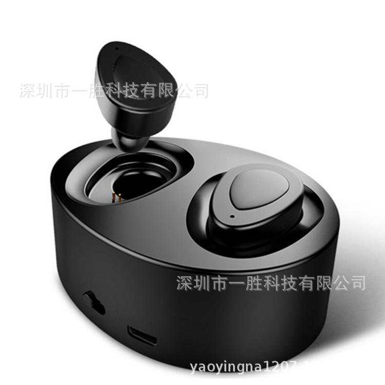 新爆款跨境K2蓝牙耳机无线双耳蓝牙耳机tws运动迷你耳塞带充电仓