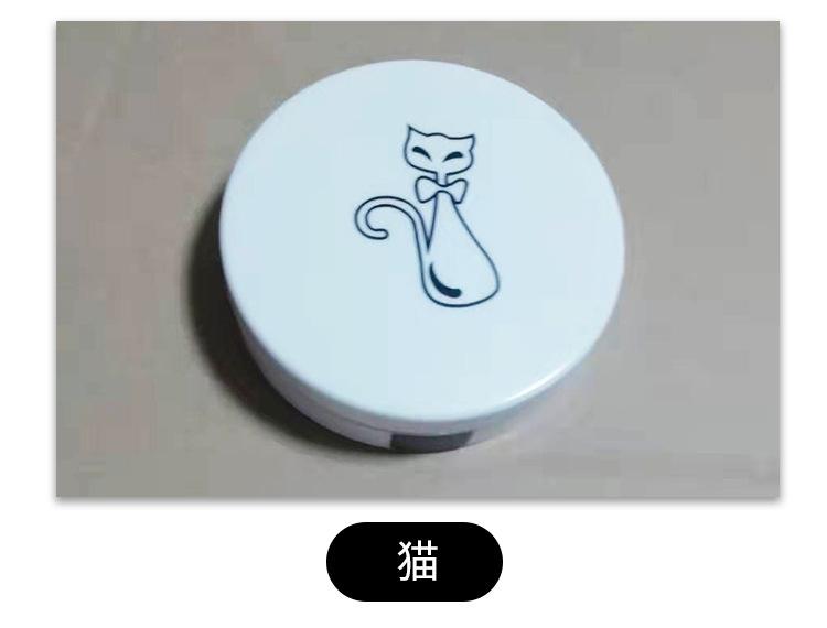 隐形眼镜KT猫盒 隐形眼镜KT猫盒   隐形眼镜KT猫盒