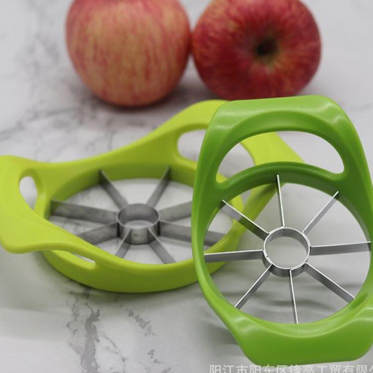 厂家直销 苹果切片器 多种水果切片去核神器 不锈钢家用切分水果