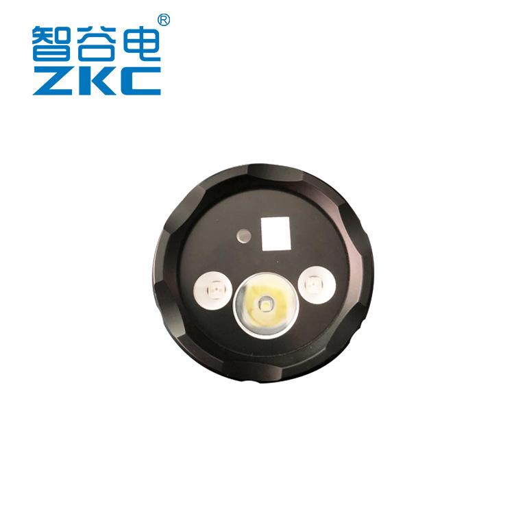 铁路巡检智能手电筒 ZKC1502 录音录像对讲强光手电