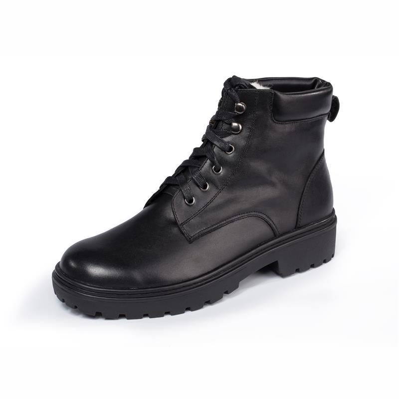 深圳市电热鞋厂家 加热中筒男靴 充电发热保暖鞋  可以自发热的鞋