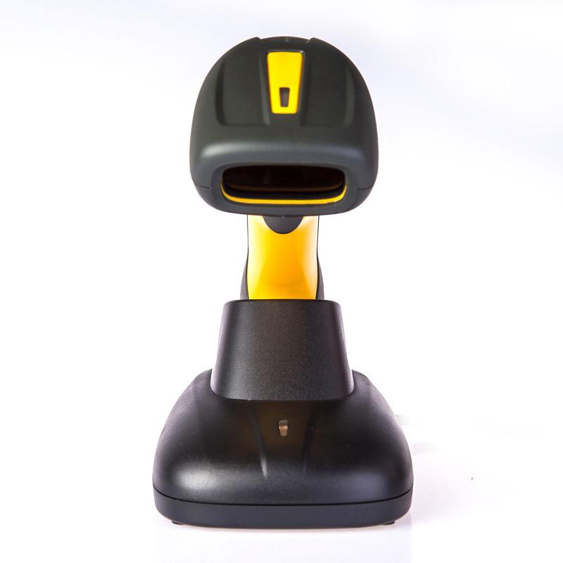 逊镭NT-1202W 无线二维防水扫描枪 支付宝微信支付手机屏幕二维码