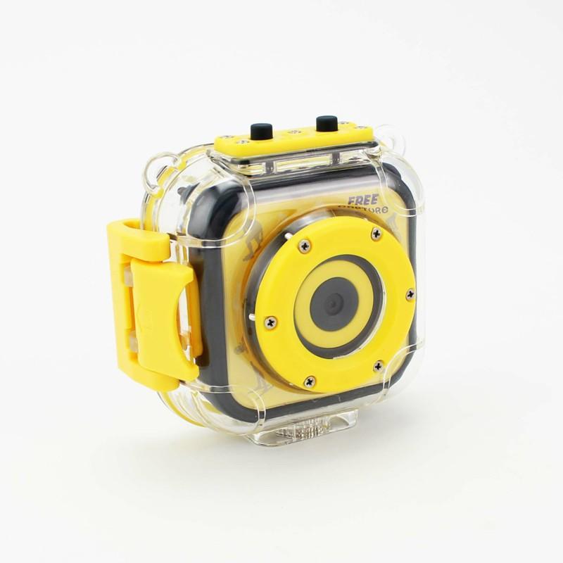 2018款儿童相机潜水骑行DV防水水下相机户外运动摄像机儿童礼品