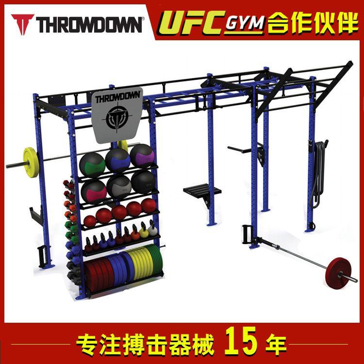 cf训练架定制 健身房私教专用多人多功能综合体能训练健身架