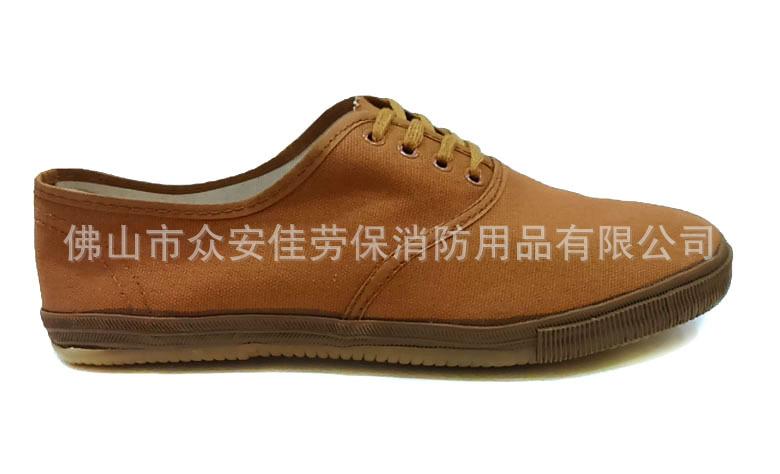 人民橡胶厂男女啡网布鞋轻便运动帆布工作鞋