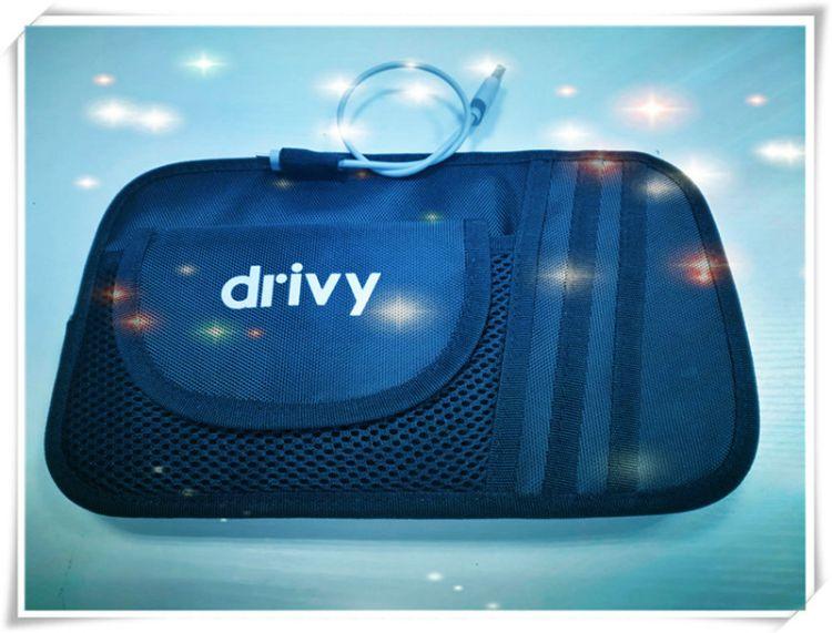 厂家直销订做车臷挂式收纳包CD包么术贴美观大方遮阳挂包