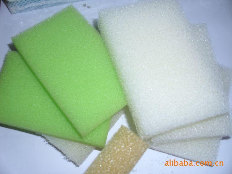 浙江厂家专业生产各种海绵刷刷洗大王百洁布洗碗布不锈钢清洁球等
