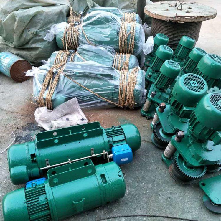 精品销售防爆电动葫芦  供应批发防爆电动葫芦 山东浩然重工
