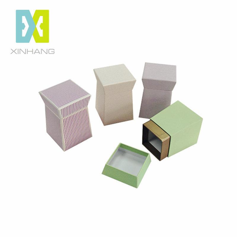 硬纸盒 天地盖精美食品礼品包装盒定做 创意糖果巧克力纸质包装盒