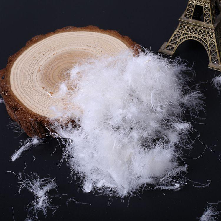 羽绒  水洗70 新国标 白鹅绒  无异味  全国免费拿样 羽绒 厂家直销
