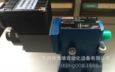 力士乐比例减压阀DRE10-52/100YG24K4M REXROTH/力士乐比例减压阀厂家