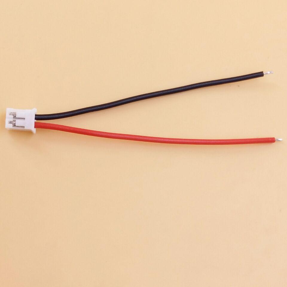 广东线线厂家加工PH2.0端子线电池线音响间距HY2.0/1.25喇叭连