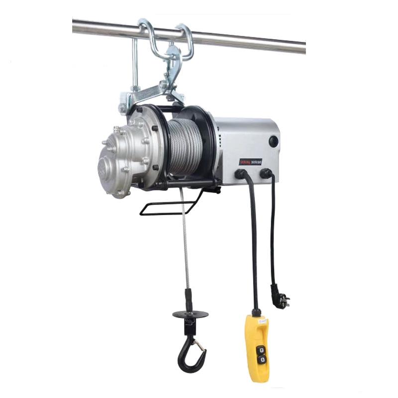 商场专用电动葫芦 220V电动提升机 吊广告牌专用卷扬机 可配无线