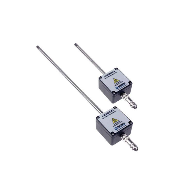 XZR200上海高传AII氧气分析仪器测量直流电不锈钢探头不锈钢 质量保证