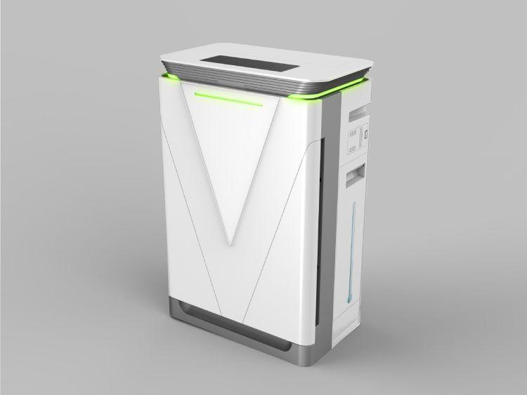 厂家直销空气净化负离子净化器除甲醛PM2.5批发OEM/ODM