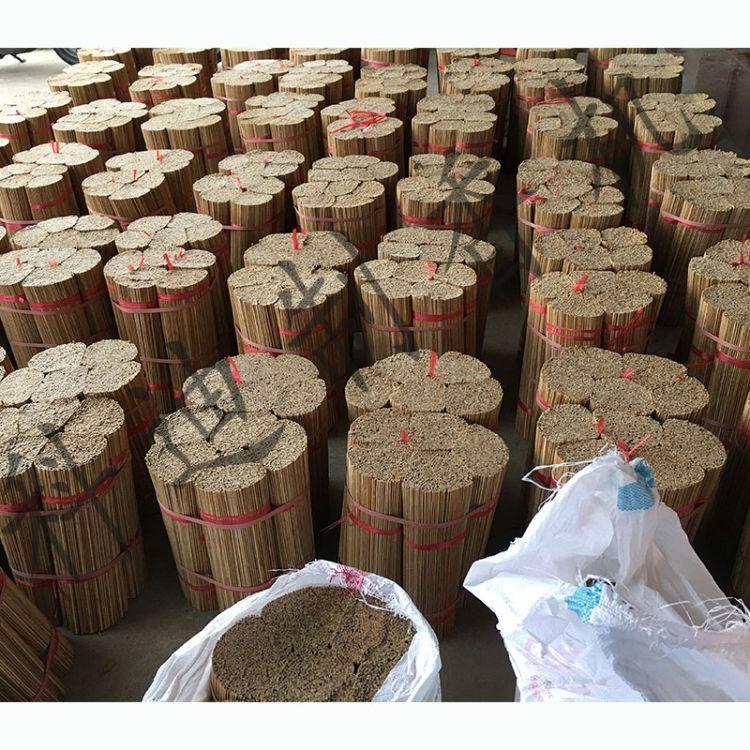 厂家直销佛香竹签 制香竹签 竹香芯 多种规格竹签 佛香原材料