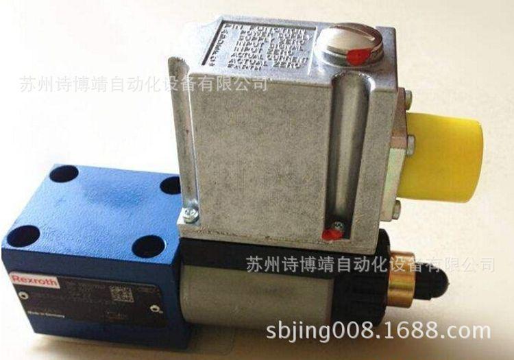 力士乐电磁阀报价DBETE-6X/200YG24K31F1M 比例溢流阀