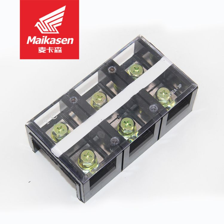 厂家直销固定式快速接线端子 TB-1512型接线板栅栏式端子