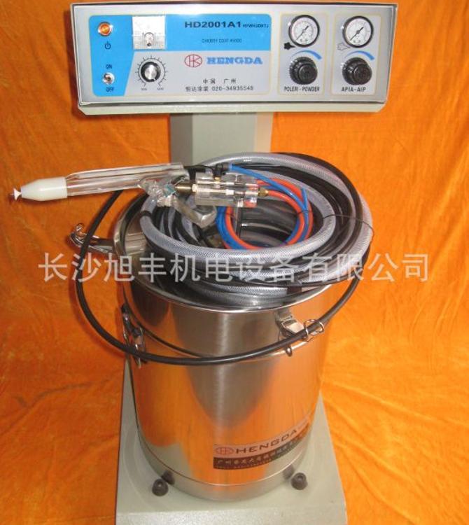 【旭丰机电】 厂家供应 专业提供静电粉末喷涂机  粉末喷涂机 喷塑机