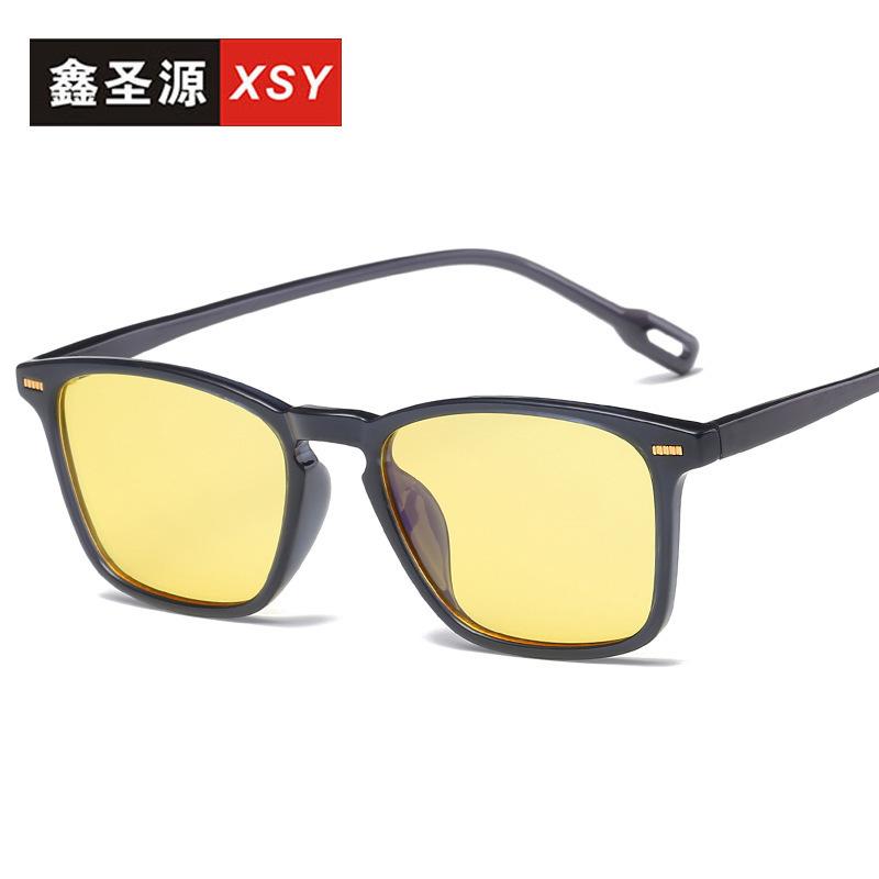 防蓝光眼镜男女高档TR90框护目镜平光镜电脑防辐眼镜1694