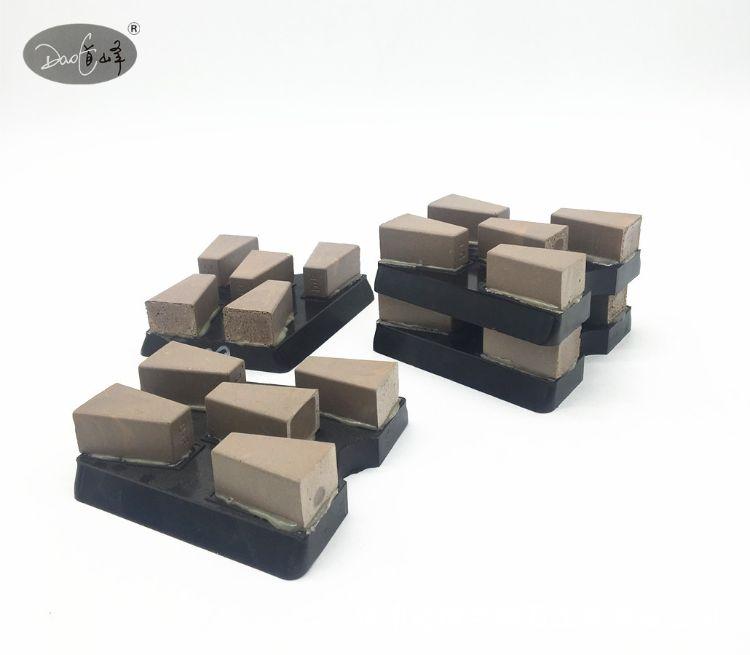 专利产品新型大理石磨块 水泥磨块 无机石磨头